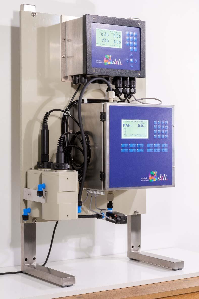 EGCS Washwater Monitoring System