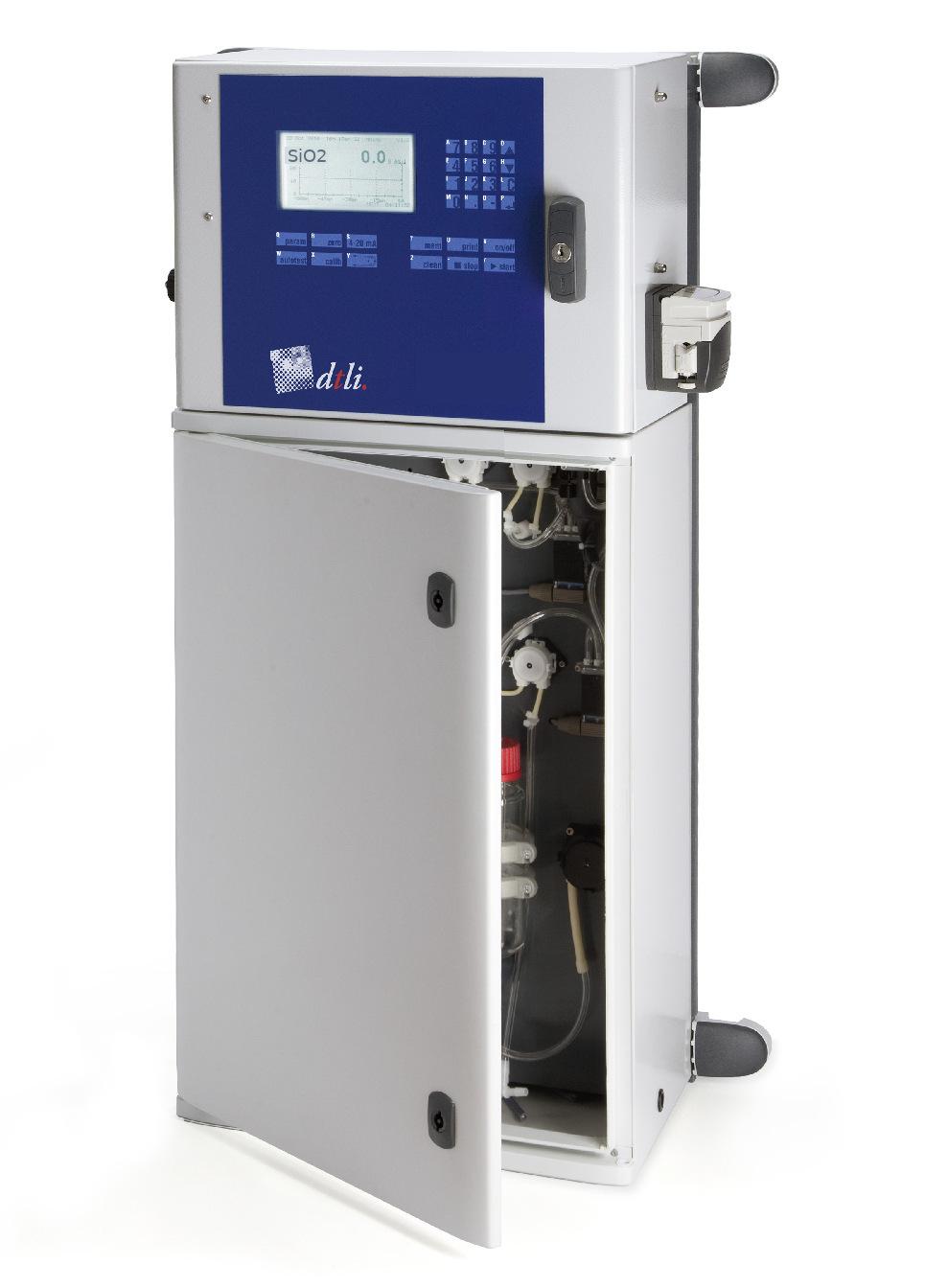 Silica analyzer PCA200-SiO2
