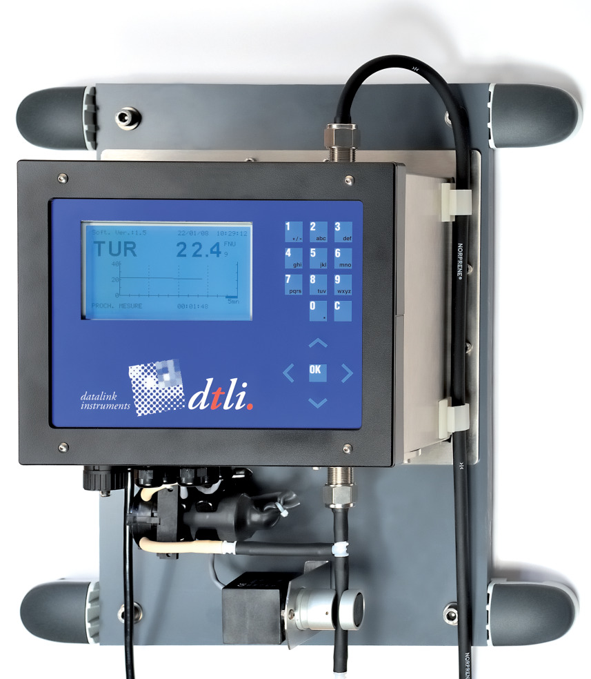 Online turbidity meter - Turbiggo turbidity analyzer